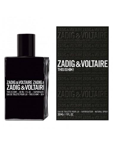 ZADIG & VOLTAIRE THIS IS HIM! Eau de...