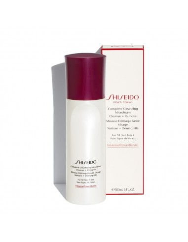 Shiseido Global Line Mousse...