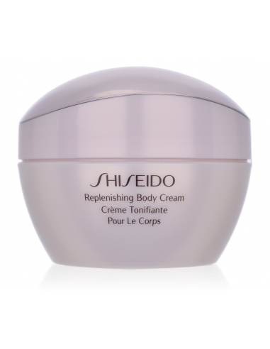 Shiseido Body Cream replenishing vaso...