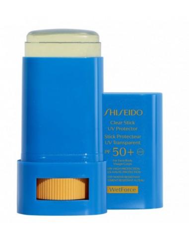 Shiseido Clear Stick UV Protector SPF50+