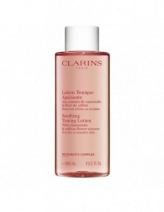 Clarins Lotion Tonique Apaisante 400 Ml