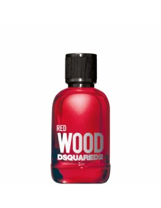 Dsquared Wood Red Donna Eau...