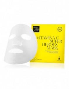 Diego Dalla Palma Vitamina C Vitamina C - Superheroes Mask – Maschera Illuminante Energizzante