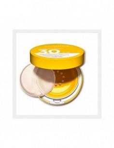 Clarins Compact Solaire Minéral Spf30 - Colorazione Universale