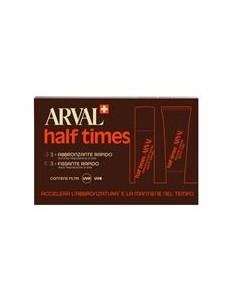 ARVAL Half Times...